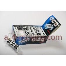 Cod produs: Aparat de rulat OCB(plastic) Disponibilitate: În Stoc Preţ: 10,00RON  Aparat de rulat OCB(plastic).