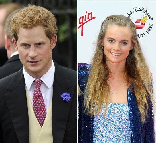 Prince Harry Girlfriend Cressida Bonas | Prince Harry's girlfriend Cressida Bonas warming up to the idea of ...