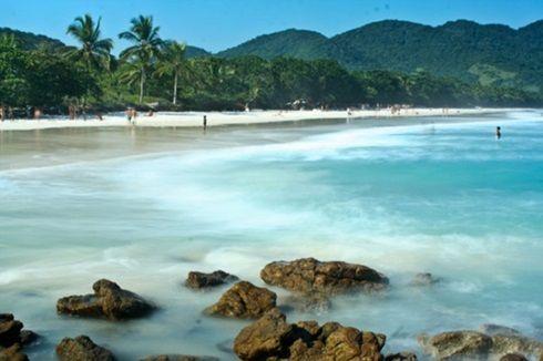 Praia de Lopes Mendes, Turismo em Ilha Grande