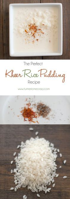 Delicious and easy Kheer (Indian Rice Pudding) Recipe