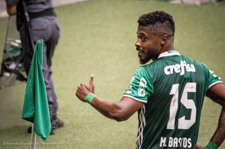 Michel Bastos - Ta mostrando competencia! # Palmeiras 2017 #