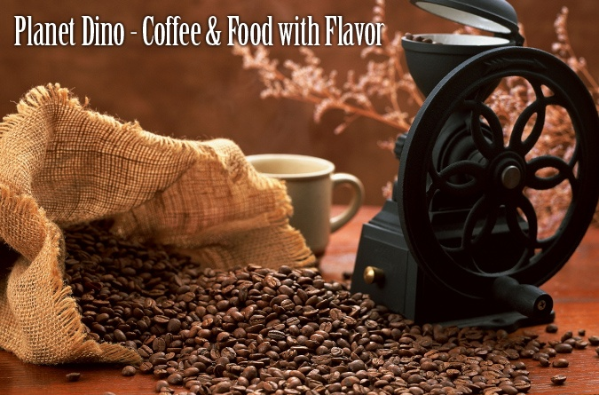 Planet Dino Coffee & Food