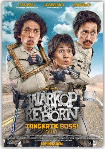 Download Film Warkop DKI Reborn (2016) Full Movie Terbaru
