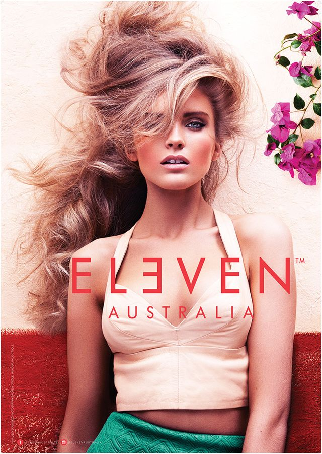 Eleven by ELƎVEN Australia on Bangstyle, House of Hair Inspiration