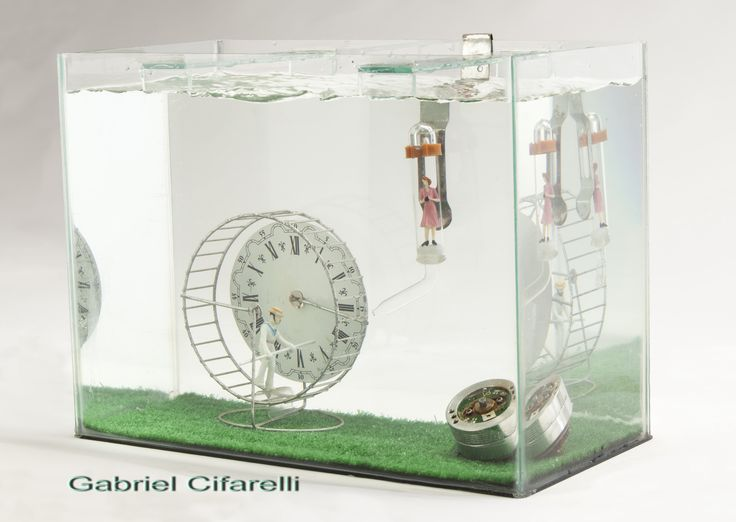 Sin Título // Gabriel Cifarelli // Foto de obra // 50 x 40 cm. (Foto: Ana Devanna)
