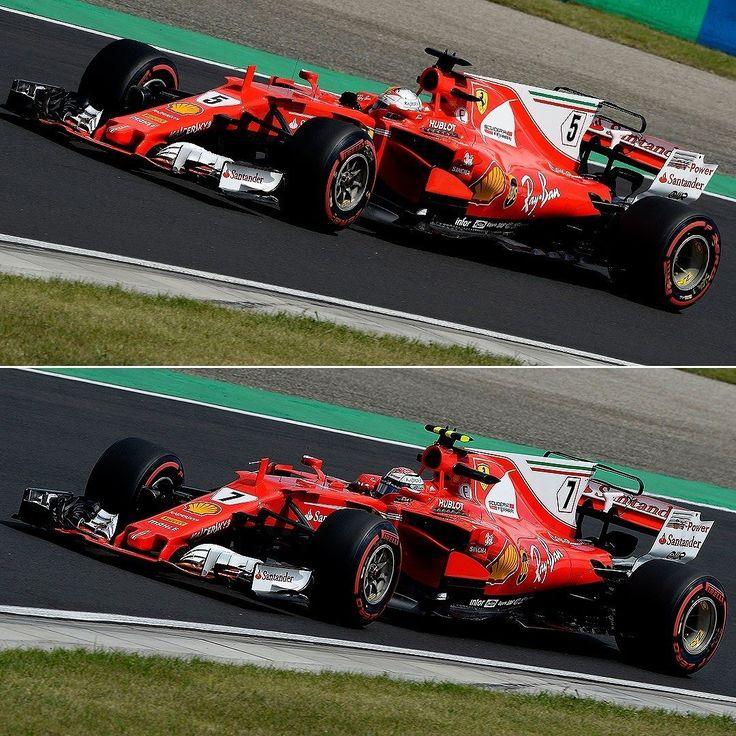 Dobradinha da Ferrari para disputa do GP da Hungria Sebastian Vettel foi o mais rápido no circuito de Hungaroring na manhã deste sábado e conquistou sua segunda pole position no ano ao cruzar a linha de chegada em 1min16s276. Kimi Raikkonen será o segundo no grid graças ao tempo de 1min16s444. Valtteri Bottas ficou com a terceira colocação seguido pelo seu companheiro de equipe Lewis Hamilton. Felipe Massa sofreu novamente um mal-estar e não vai disputar o GP da Hungria. Será substituído por…