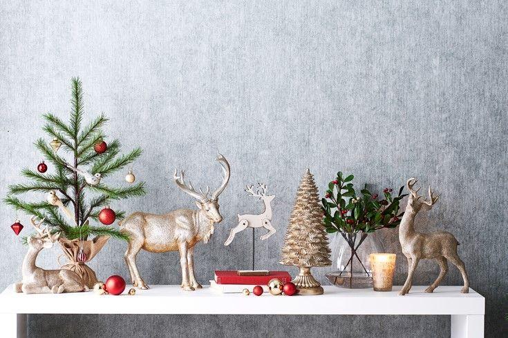 Christmas details #christmas #bedbathntable
