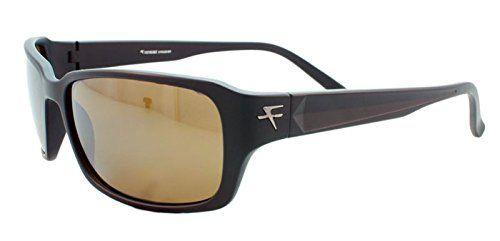 Fatheadz Eyewear Mens Jaxon V20 Fhv1241br Polarized Rectangular