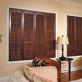 shutters - for living room