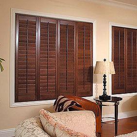 shutters for living room