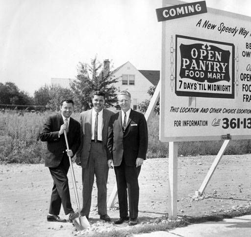 Ohio Pantry Food Mart, Inc. :: Cleveland Press Collection