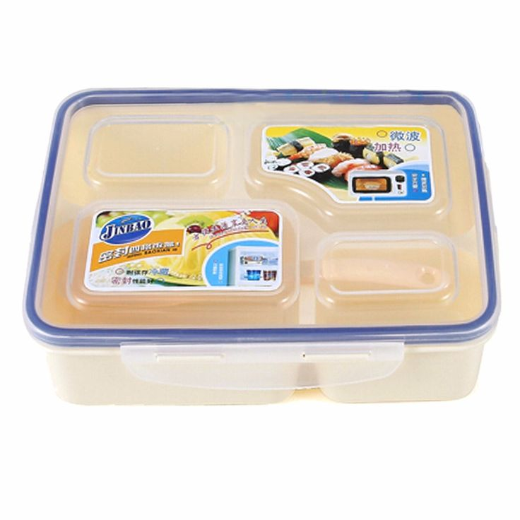 Fashion-Storage-Lunch-Box-Thermal-Picnic-Travel-Protable-New-Bento-Lunchbox