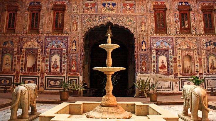 A new life for the Shekhawati mansions
