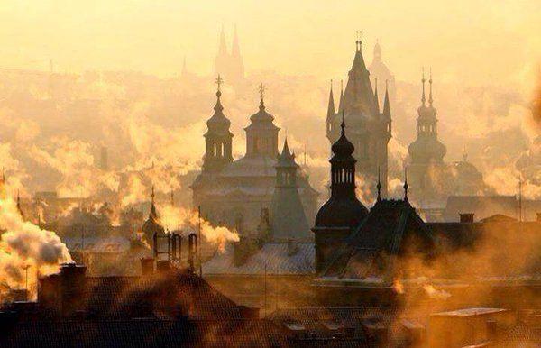 (49) Prague – hledání na Twitteru