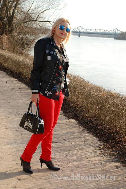 Babooshka Style - Blog modowy: Pierwszy powiew wiosny