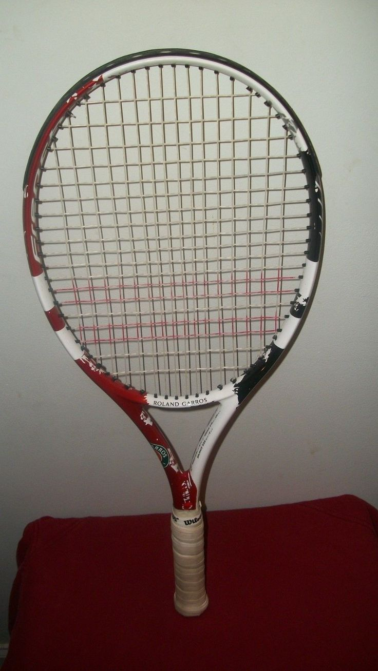 nice Babolat Tennis Racket E-Sense Comp French Open White/Red/Black Grip 4-1/2   Check more at http://harmonisproduction.com/babolat-tennis-racket-e-sense-comp-french-open-whiteredblack-grip-4-12/