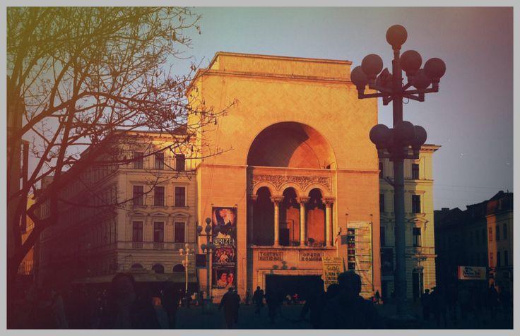 Opera #timisoara #romania 28.02.2014