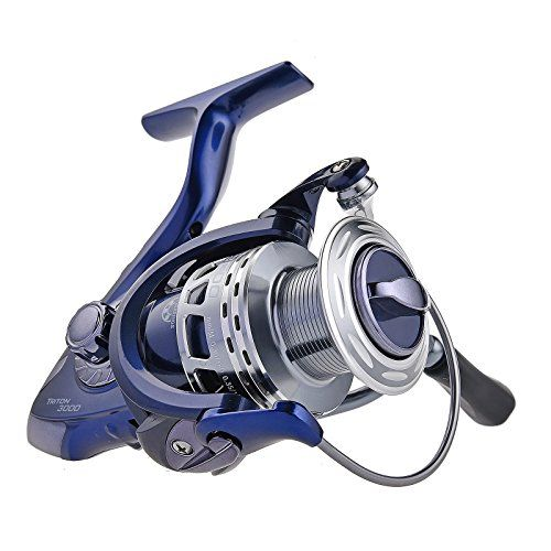 Special Offers - KastKing Triton Spinning Fishing Reel Double Bearing System for Anglers Who Want Freshwater or Saltwater Spinning Reels with High Technology and Are Looking to Upgrade Their Spinning Fishing Reel From Shimano Penn Okuma Diawa or Others and Save Money (Triton 4000) - In stock & Free Shipping. You can save more money! Check It (July 16 2016 at 08:43AM)…