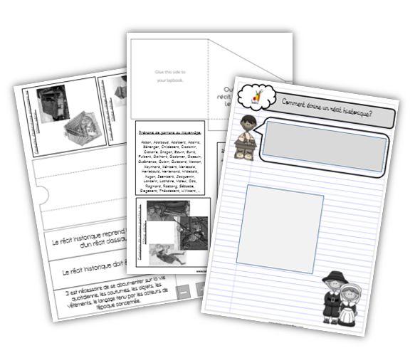 Traces écrites interactives pour l'atelier ECRIT - La classe de Mallory