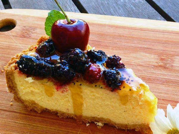 Cheesecake Fácil do Mais Você ♥
