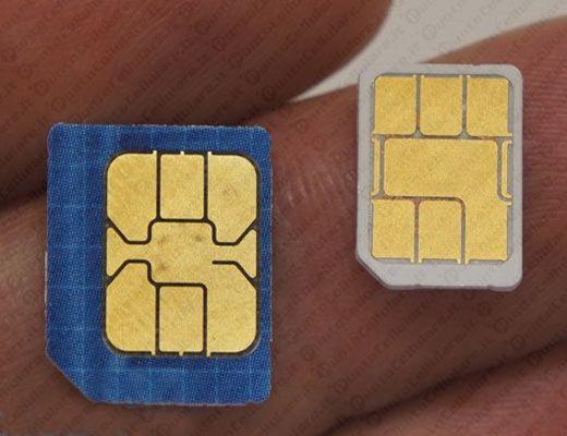 Wind - arrivano nei negozi le Nano SIM per iPhone 5