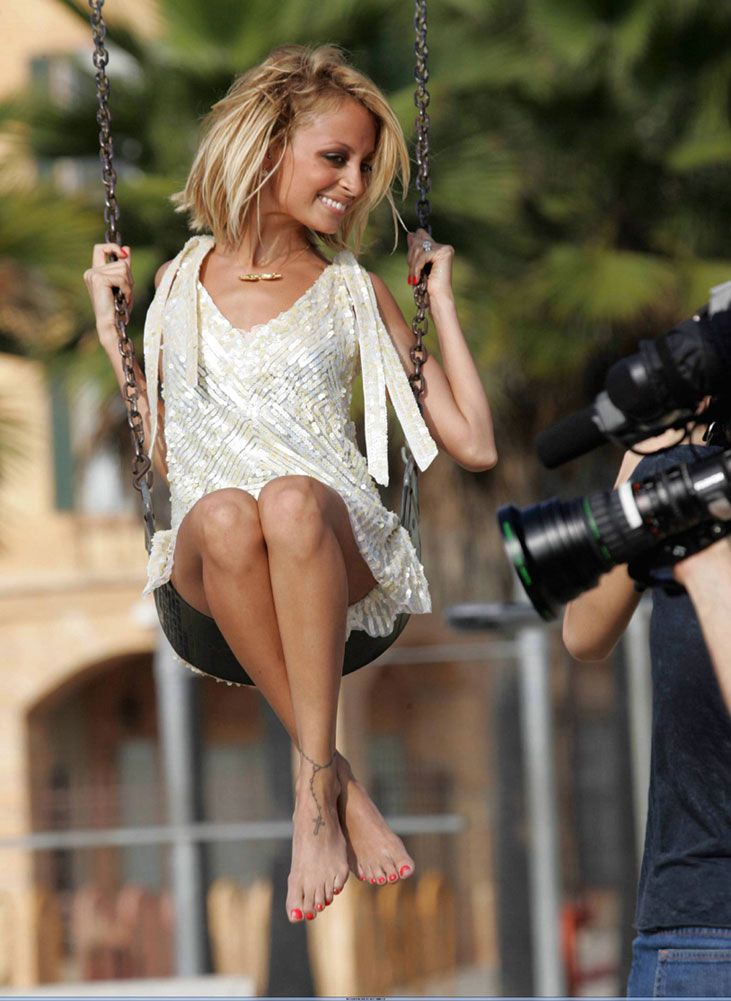 Pictures Nicole Richie Doesn't Want You To See | TheTalko