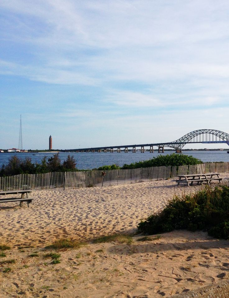 Captree State Park:  Our Childhood Playground!