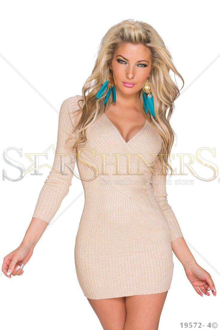 High Temperature Cream Dress