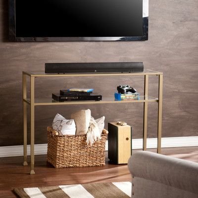 Varick Gallery Console Table