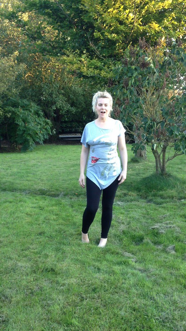 Denise horan for my mum who has motor neurone disease (ALS ice bucket challenge)