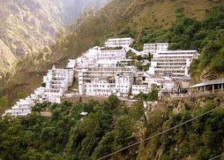 Vaishno Devi Mandir is one of the holy Hindu temples dedicated to Shakti, located in the hills of Vaishno Devi, Jammu and Kashmir, India.    For Vaishnodevi Darshan package log on to  http://metrotoursandtravels.com/index.php/vaishnodevi-darshan