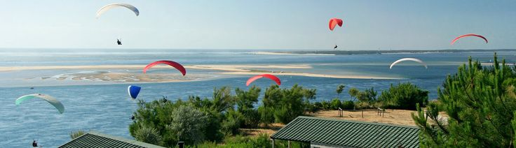 Our Panorama du Pyla campsite at Arcachon offers you a wide choice of quality rented accommodation (cottage for 2 to 6 persons, large pitches etc), varied family activities, evening events for all ages. All our facilities on site will give you really enjoyable holidays in the open air.