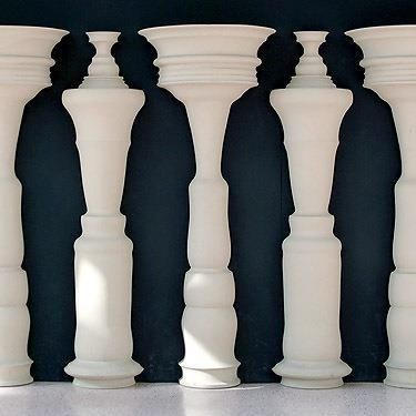 Ilusiones ópticas con paisajes. #Optical #Illusion // Optical Illusion.