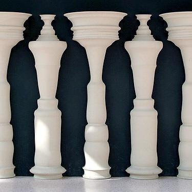 Ilusiones ópticas con paisajes. #Optical #Illusion // Optical Illusion.