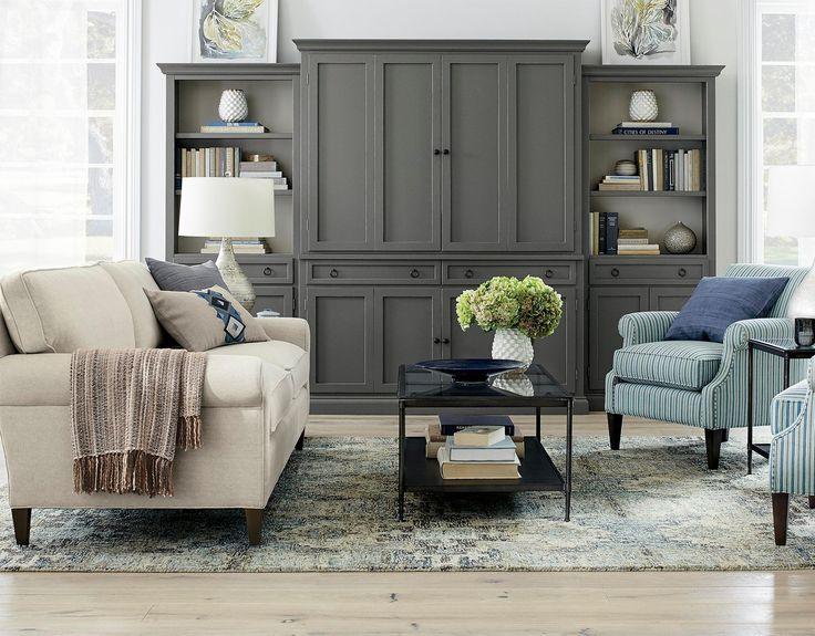 Crate And Barrel Living Room Ideas