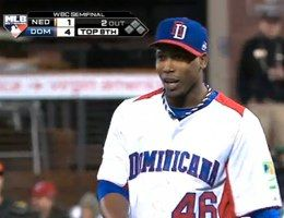 Pedro Strop Continues WBC Dominance For Dominican