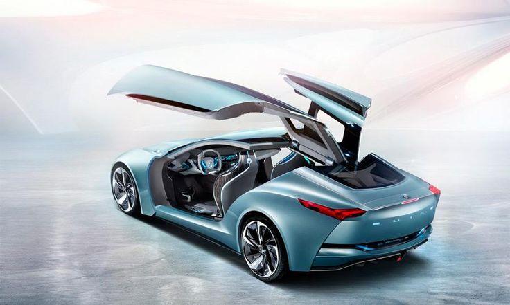 Decorative  Buick Lacrosse Concept Car