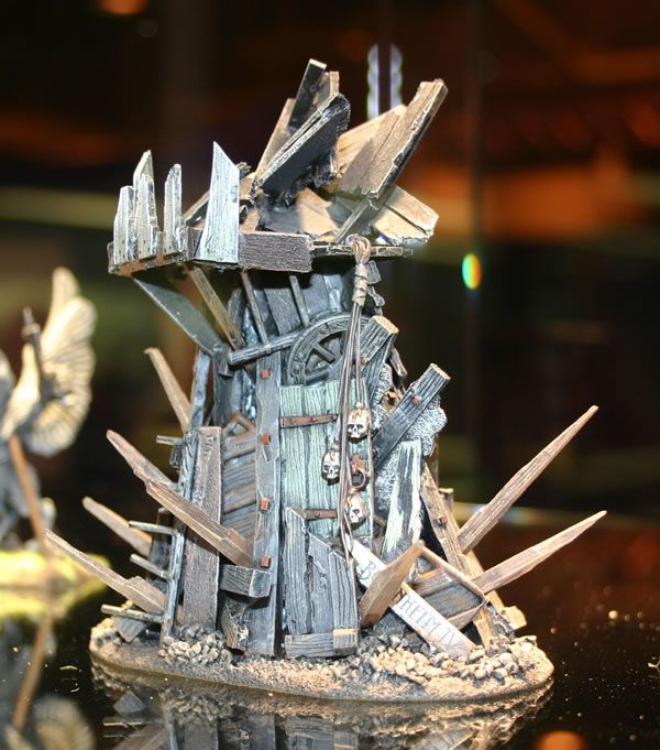 Orc Watchtower (or deadly Orc outhouse)