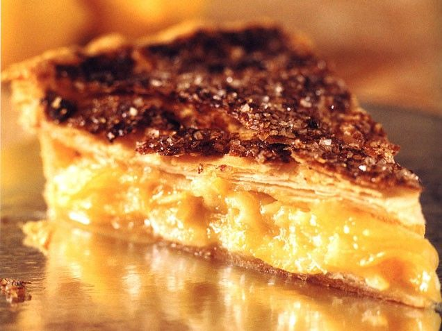 tartine: shaker lemon pie, chocolate friands and lemon bars Since 2002 ...