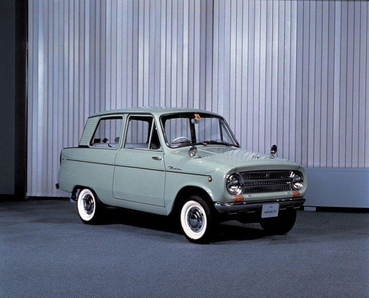 1961 Mitsubishi Minica