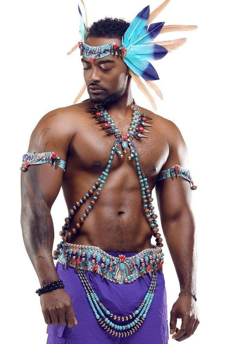 naked men from trinidad