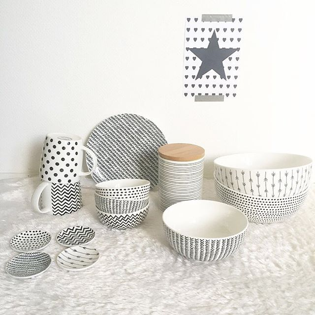 Dishware from @xenos Netherlands
