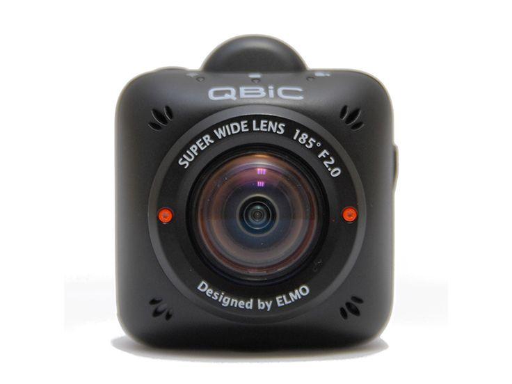 エルモは、小型カメラシリーズ「QBiC」の新モデルとして、185度の超広角レンズを備え、簡易ドライブレコーダ機能やタイムラプス撮影機能などを備えた「QBiC MS-1X」を10月1日に発売する。価格はオープンプライスで、店頭予想価格は30,000円前後。カラーはホワイト、ツヤ消しブラック。