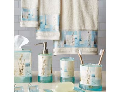 Avanti® 'Blue Waters Multi' Towels From $13.59  #SEARSBACK2CAMPUS