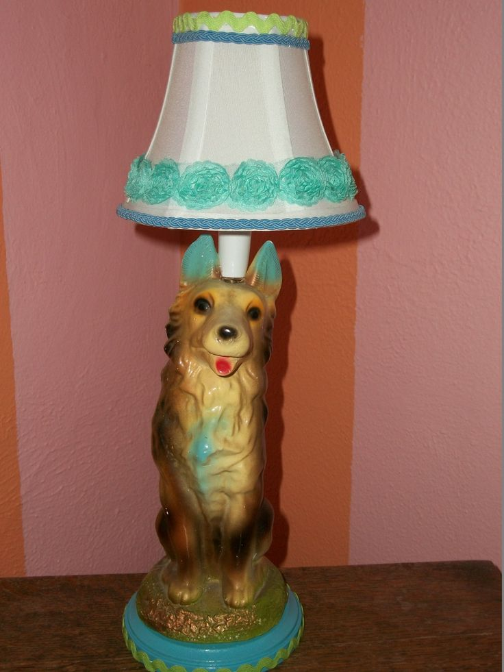 1st Attempt At Chalkware Lamp Making Lamps Pinterest
