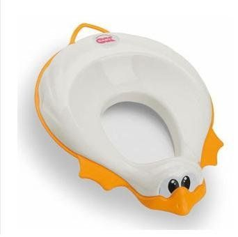 Baby Potty Training   - Pin it :-) Follow us .. CLICK IMAGE TWICE for our BEST PRICING ... SEE A LARGER SELECTION of  baby potty training at   http://zbabybaby.com/category/baby-categories/baby-potty-training/ - gift ideas, baby , baby shower gift ideas, kids  - Fashional Child Interest Duck Child Step By Step Seated Potty Trainer K1223 (White) « zBabyBaby.com