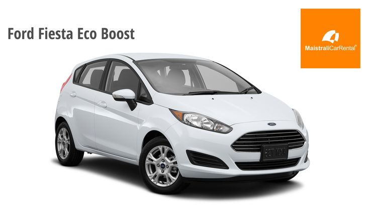 Car Rental at Syros - Ford Fieste Eco Boost