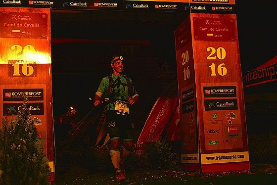 COMPRESSPORT Trail Menorca Cam� de Cavalls CdC 2016