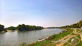 Textures River landscape 20811 | Textures - BACKGROUNDS & LANDSCAPES - NATURE - Rivers & streams | Sketchuptexture