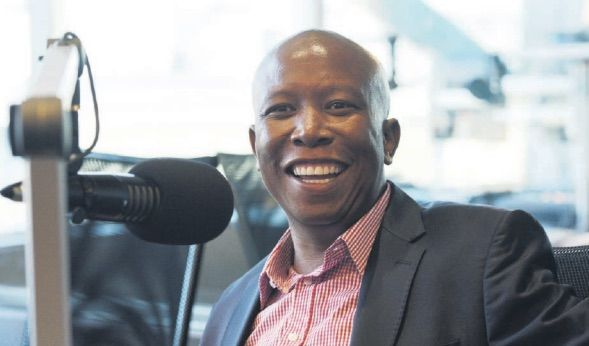 I warned you about Zuma's exit plan to Dubai, says Malema  READY TO TALK. EFF leader Julius Malema speaks on TouchHD online radio about the Gupta e-mails.  Picture: Nigel Sibanda